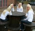 Cómo clonar a la rubia perfecta