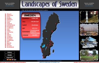 www.LandscapesOfSweden.com