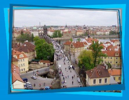 My pojedeme do Prahy  // Nos vamos a Praga